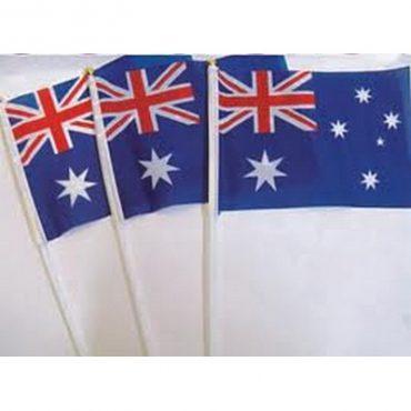 Australian Handwaver Flag...