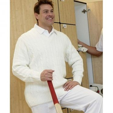 Branded Cricket Knit...