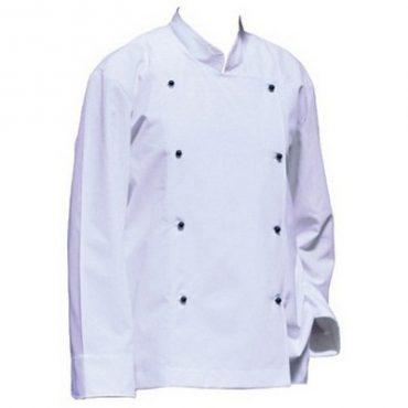Chef's L/S White...
