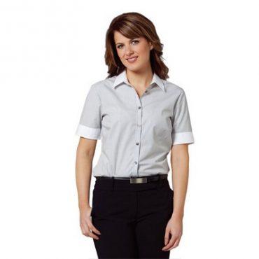 Chic Stripe Short...