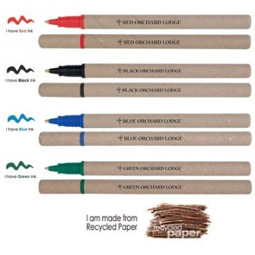 Recycled Paper Ballpoint...