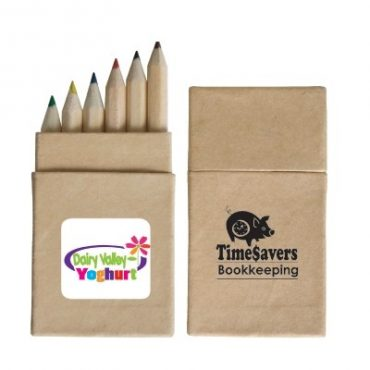Mini Coloured Pencils...