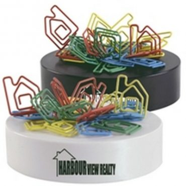 House Shaped Paperclip...