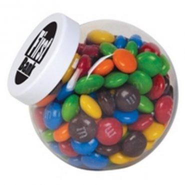 M&M's In Container...