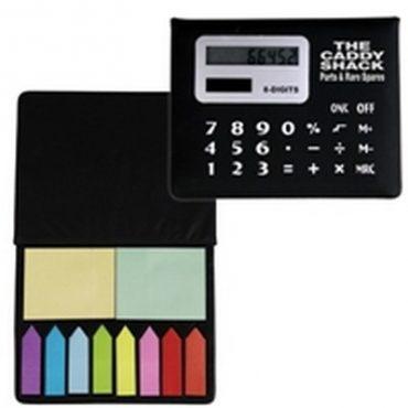 Calculator Notepad Holder...