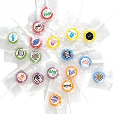 Logo Lollipops incl...