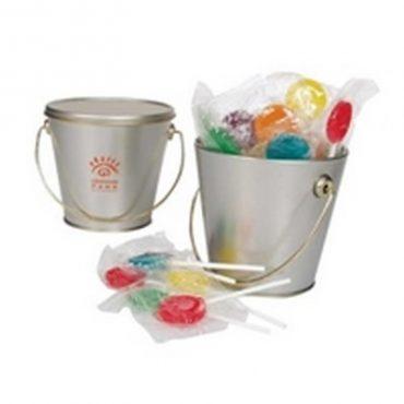 Lollipops In Tin...