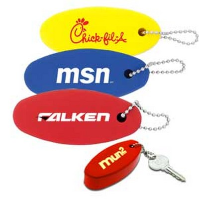Non-Metal Keyrings