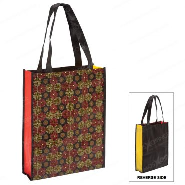 Serpentine Tote Bag