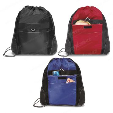 Backstreet Drawstring Bag...