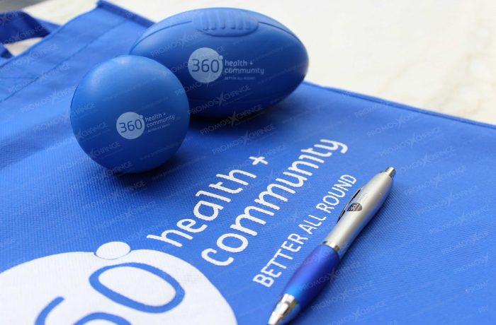 360 Health & Community Merch
