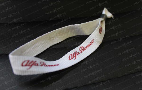 Alfa Romeo Wristband