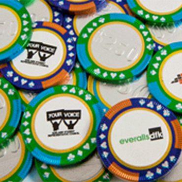 Gamer Chocolate Poker...