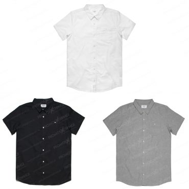 Men's Oxford S/S...