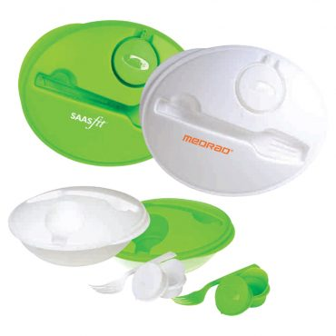 Velizy Salad Container
