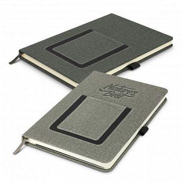 Debossed Notebook