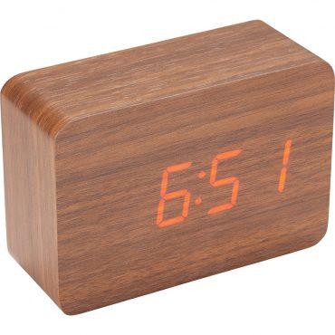 Wood Clock –...