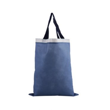 Blended Panel Tote
