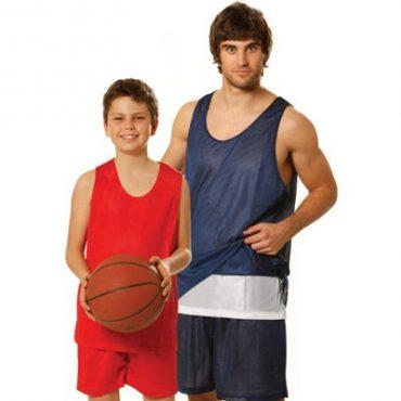 Reversible Basketball Singlet...